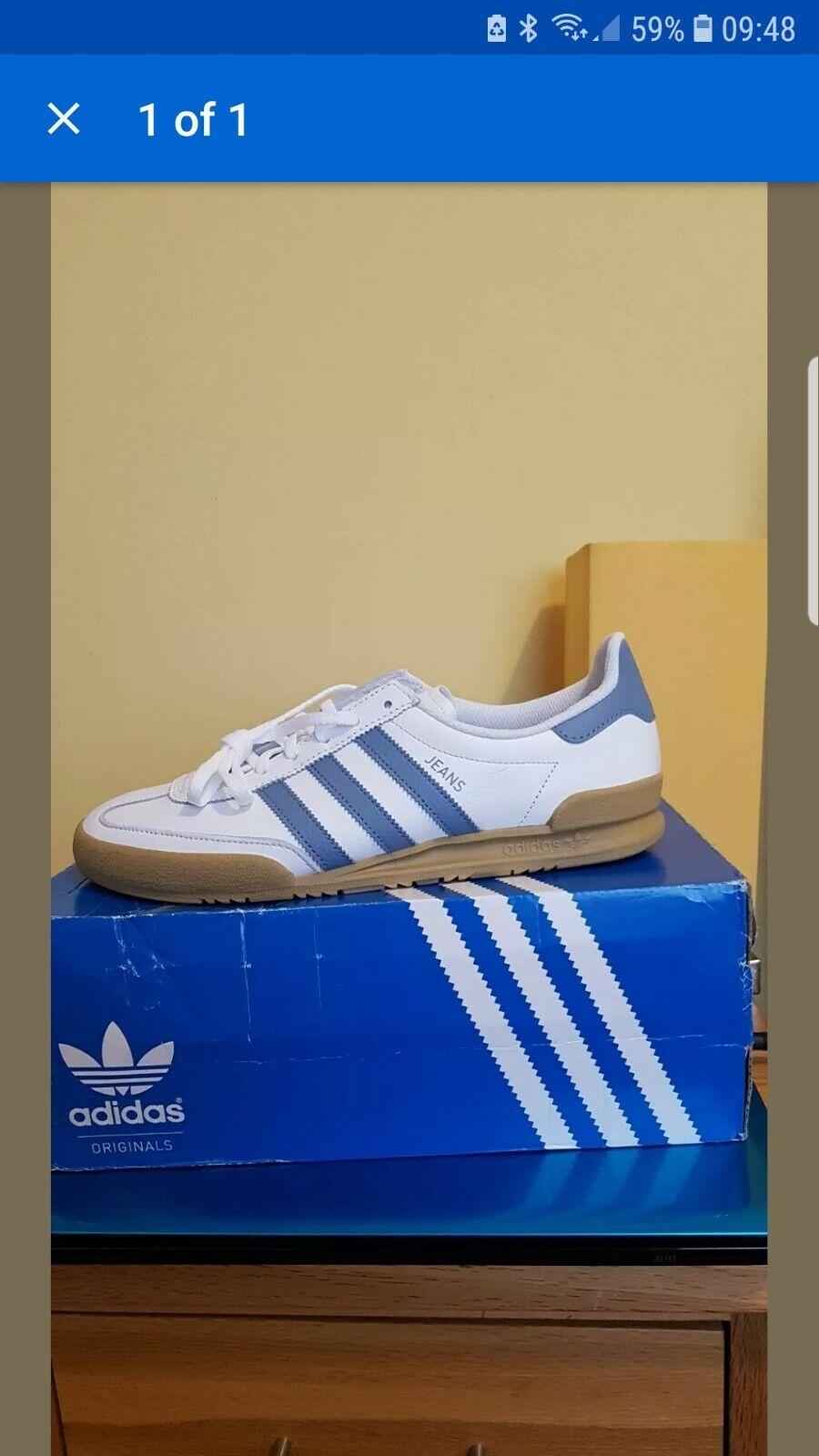 Zapatillas Adidas Originals Jeans Talla 11 Reino Unido