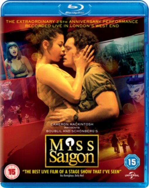 Miss Saigon - Anniversaire Performance Blu-Ray Blu-Ray Neuf (8308756)