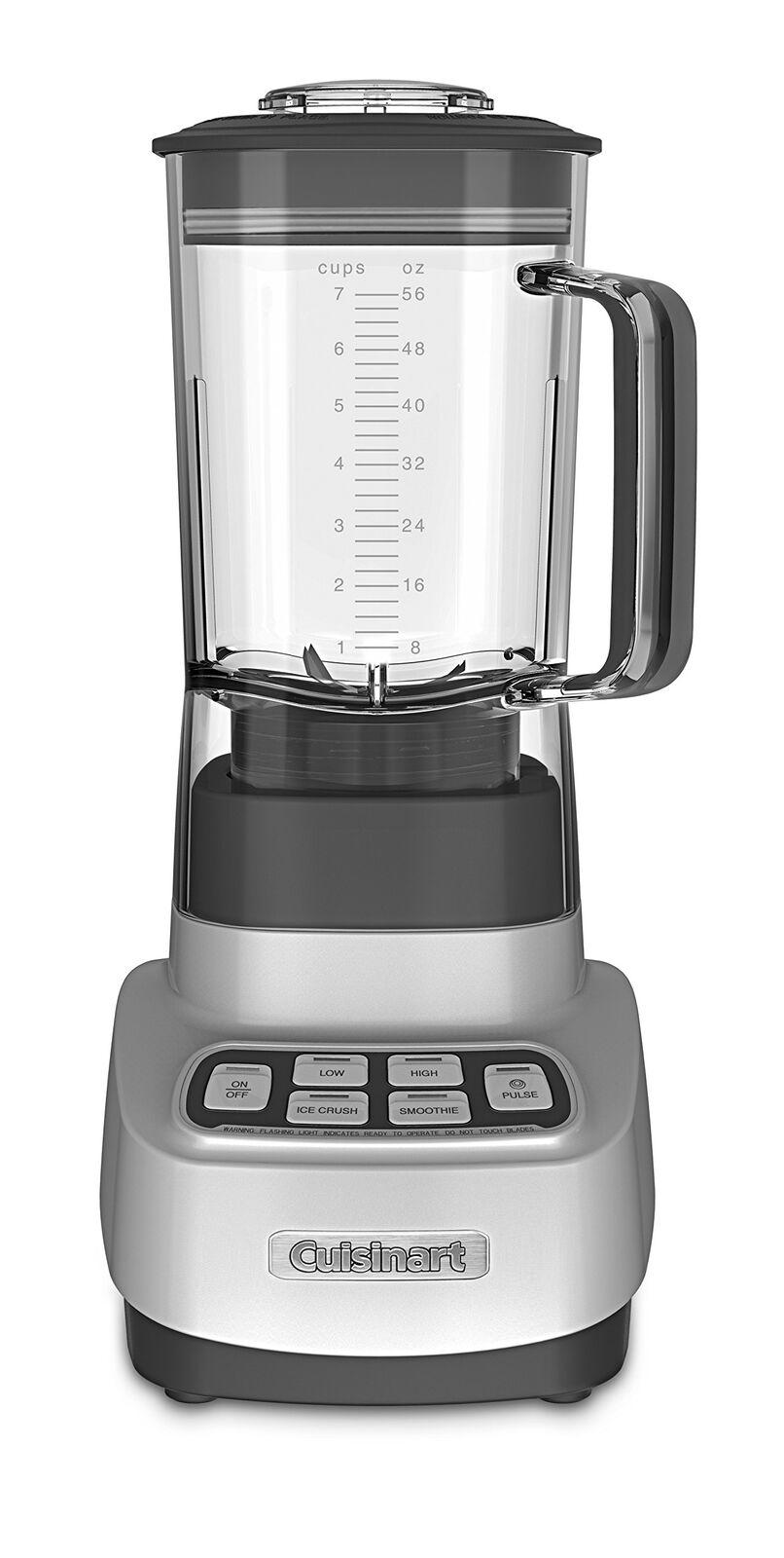 Cuisinart Velocity Ultra 7.5 1-hp Blender - 650 W - 1.75 qt-argent brossé