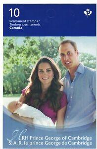 CANADA-BOOKLET-BK-562-HRH-Prince-George-of-Cambridge-2686