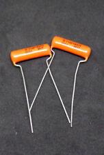 15 Sprague 715P .015uF 1600V 5/% Orange Drop Capacitors