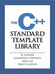 The C Standard Template Library 9780134376332 Ebay