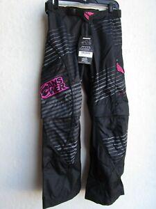 Womens motocross pants/shorts ANSWER MODE sz 8   458018