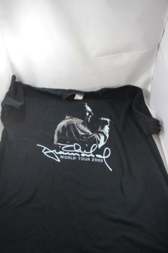 Neil Diamond 2005 World Tour Original Concert T Shirt XL