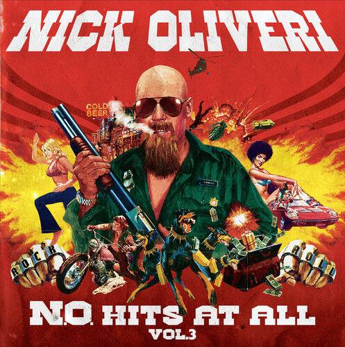 Nick Oliveri - N.o. Hits At All 3 [New Vinyl LP]