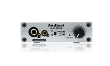 AUDINST HUD-mx2 Audiophile USB Audio DAC & Headphone Amp (BLACK)