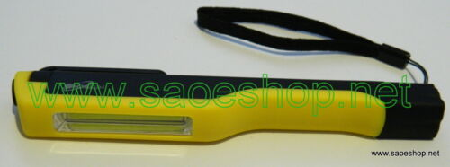 LED-vara lámpara-Linterna-lápiz forma//compacto con LED-cob-ingeniería