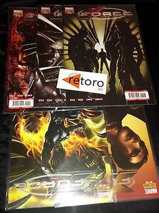 COMICS-COMIC-X-FORCE-XFORCE-del-8-al-12-NUEVOS-Panini-MARVEL-COMICS-Espanol-NEW