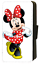 MINNIE-MOUSE-Disney-Inspired-Wallet-Flip-Phone-Case-iPhone-compatible-ALL-models thumbnail 13