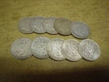 Anlegerposten, Niederlande Silber, 10 x 1 Gulden , 65 gramm, Investorenpaket