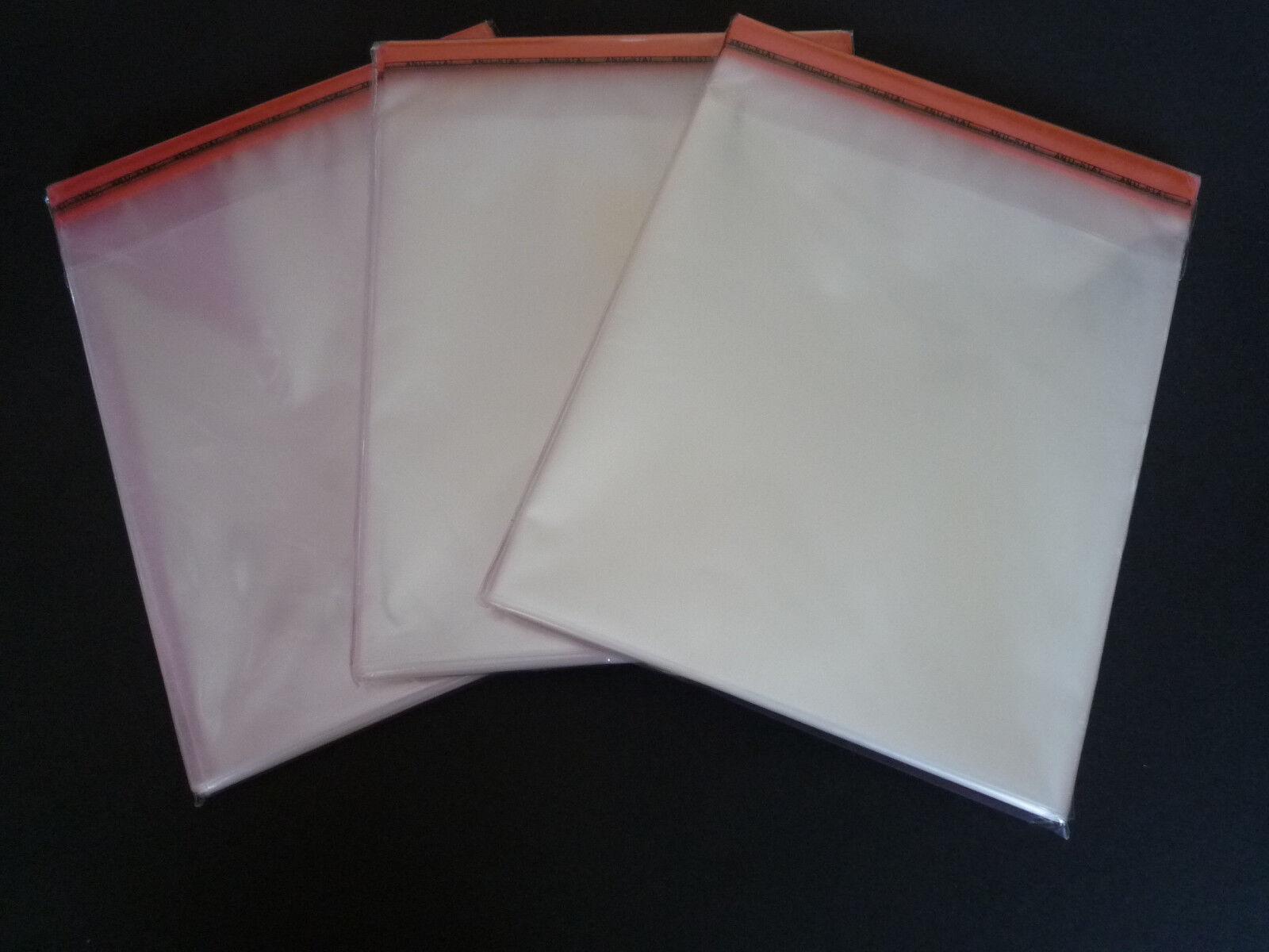 1000 Schutzhüllen 16,5x22,53cm Kartenhüllen Klarsichthüllen DIN A5 C5, glasklar   | Das hochwertigste Material  | Verkauf