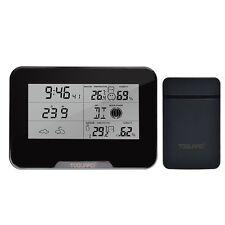 Toguard 1080P Full HD Weather Clock Wifi Hidden Spy Nanny IP Camera with Motion