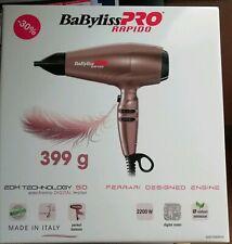 Sèche cheveux Babyliss Pro V3 Vulcano Rouge 2200w   Achetez