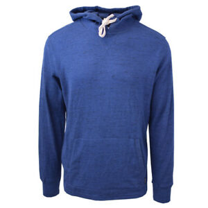 O-039-Neill-Men-039-s-Blue-L-S-Thermal-Hoodie-Retail-49-50