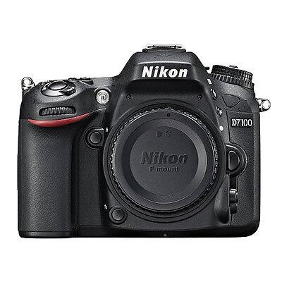 Nikon D7100 Digital SLR Camera 24.1 MP DX-Format Body BRAND NEW