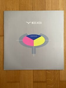 Yes - 90125 (vinile, Reissue, OIS, 1983, Atco Records, 790125-1)