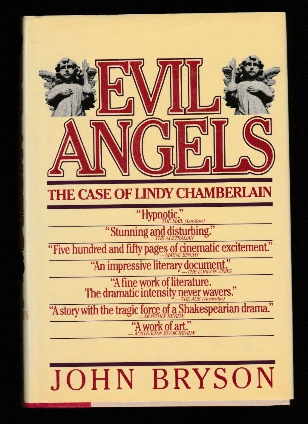 evil angels the case of lindy chamberlain