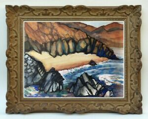 Decouverte-d-039-une-grande-painter-painting-for-propriano-in-Corsica-117