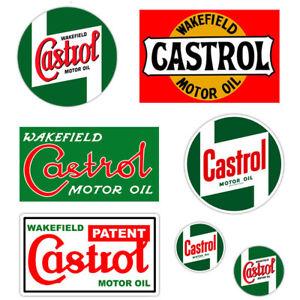 Adesivi-castrol-sticker-vintage-Decal-auto-moto-casco-helmet-print-pvc-7-pz