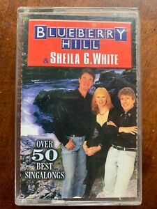 Blueberry Hill and Sheila G. White Vol.2 Music Audio Cassette Tape