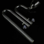 Durable Aquarium Glass Outflow Inflow Lily Poppy Pipe 12mm 16mm Tube Fish Tank