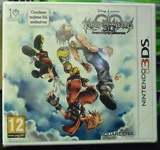 KINGDOM HEARTS 3D DREAM DROP DISTANCE  NUOVO E SIGILLATO RARO!!! 3DS 2DS
