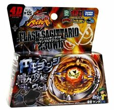 US  Hot Beyblades Flash Sagittario 230WD Metal Fury 4D Legends Beyblade BB-126