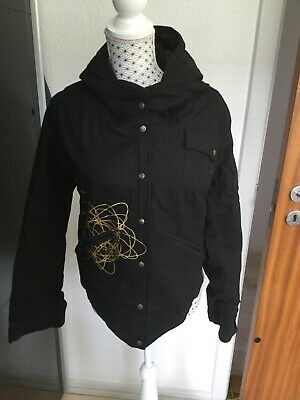 89a50111 Sort Mega   DBA - jakker og frakker til damer