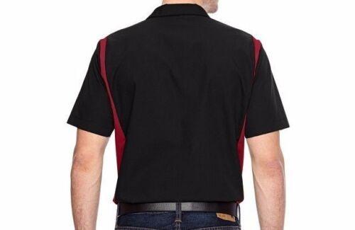 ls535 Men/'s NEW Size S-5XL Pocket Short Sleeve Industrial Work Shirt Dickies