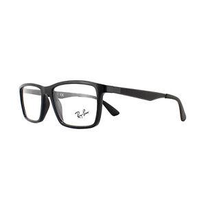 c5c23a768c Ray-Ban Glasses Frames 7056 2000 Shiny Black 53mm 8053672403008