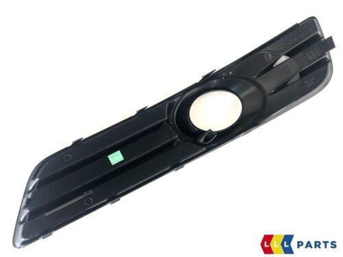 AUDI NEW GENUINE A3 2008-2012 O//S RIGHT BUMPER FOG LIGHT GRILL 8P0807682E 9B9