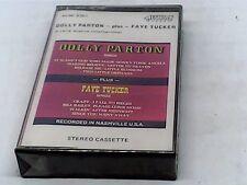 101 Strings - Dolly Parton Plus Faye Tucker - Cassette - SEALED