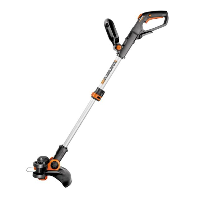 WORX WG163.9 GT 3.0 20V PowerShare Cordless String Trimmer & Edger - Tool Only