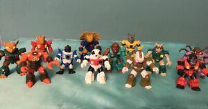 Series-1-Battle-Beasts-Figures-LOT-of-12-Hasbro-Takara-1986-amp-1987