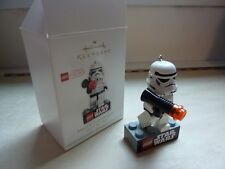 Hallmark Keepsake Ornament LEGO Star Wars Imperial Stormtrooper 2012 QXI2661