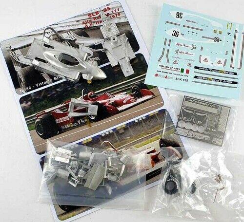 Kit ALFA ROMEO 177 GP ITALIA 1979 12° V.BRAMBILLA Tameo SLK125