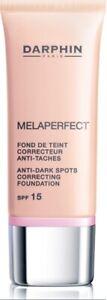 Darphin Melaperfect Anti Dark Spots Correcting SPF 15 Foundation, 02 Beige, 1 Ou
