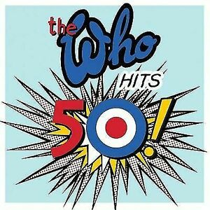 Who Hits 50 2cd Deluxe Edition Audio CD Music Geffen
