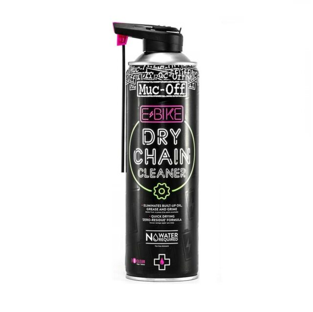 limpiador cadena e-bike seco Cadena cleaner 500ml MU87CHC MUC-OFF bicicleta
