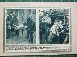 1915 Première Guerre Mondiale G.Mondiale 1 Imprimé Premier Indien Recevoir vt3TnFnk-08034108-722085830