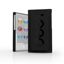 Loop Attachment Clip Case for iPod Nano 7th Gen - Black