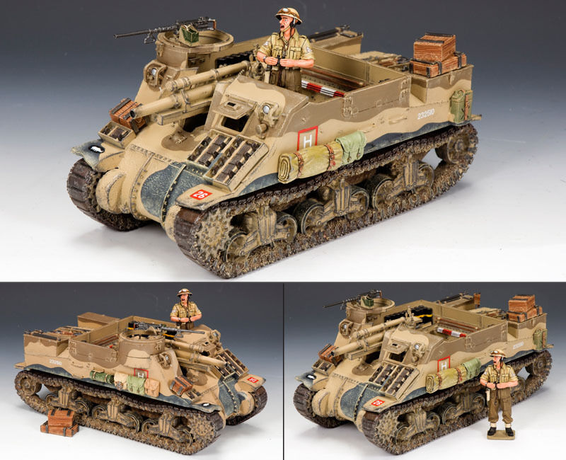 EA058 M7 Priest by King & Country