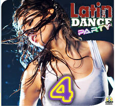 Latin Dance Party 4 - Non Stop Dj Video Mix Dvd - Salsa/Merengue/Cumbia/Bachata