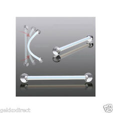 Flexible Pregnancy / Belly Bar / Surface / Piercing - Retainer