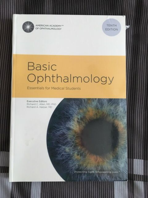 Basic Ophthalmology : Essentials for Medical Students by Richard C  Allen  and Richard A  Harper (2016, Paperback, New Edition)