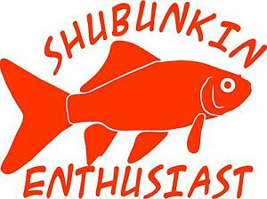 Shubunkin Decal