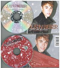 Justin Bieber ‎– Under The Mistletoe CD Album + DVD 2011