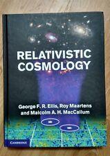 Relativistic Cosmology by George F. R. Ellis, Malcolm A. H. MacCallum and Roy...