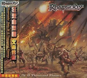 RHAPSODY-Rain-Of-A-Thousand-Flames-CD-2001-Asia-Luca-Turilli-Ancient-Bards