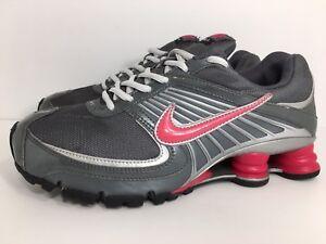 nike shox 2009 women s size us 9 turbo 8 running training shoes